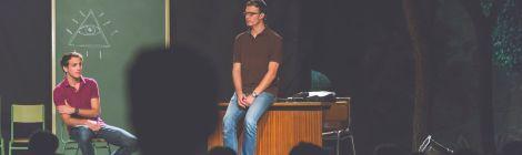 1º PREMIO: De Hombre a Hombre, de Insularia Teatro - FOTO: www.fotografiaismael.es