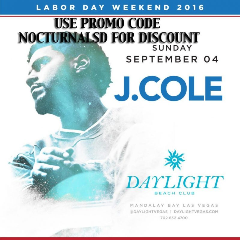 Piquant Daylight Las Vegas Labor Day 2016 J Cole Tickets Discount Promo Codemandalay Bay Beach Club Daylight Las Vegas Labor Day 2016 J Cole Tickets Discount Promo Code dpreview Bay Photo Promo Code