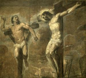 Cross and Thief