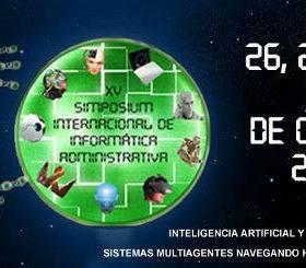XV Simposium internacional de Informática Administrativa