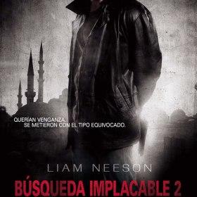 Poster taken 2 (busqueda implacable 2)