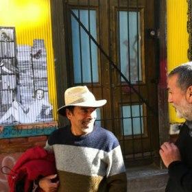Diario de un viaje 11tv mexico y Damian Alcazar