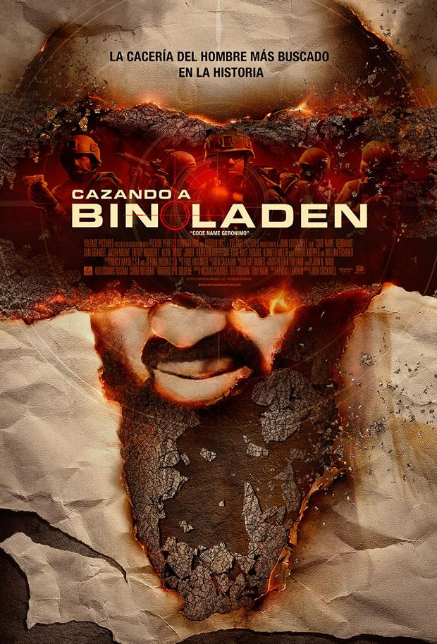 Cazando a Bin Laden Notas de producción y más