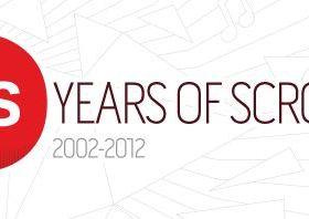 10 years of scrobbling