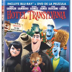 hotel transylvania-blu-ray