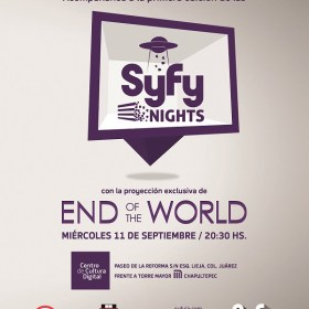 Syfy Night End Of The World