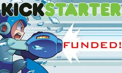 megaman kickstarter