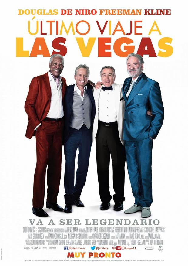 Notas de producción: Último viaje a Las Vegas