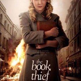 ladrona de libros poster