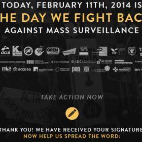 lucha contra la vigilancia massiva