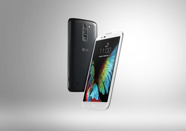 LG K Series 2