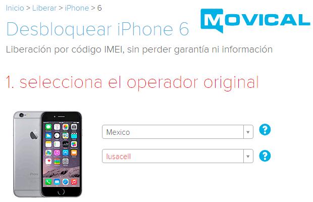 Desbloquea tu iPhone 6 sin perder garantía ni información
