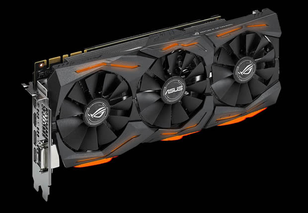 ASUS Republic Of Gamer anuncia la Strix GeForce GTX 1080