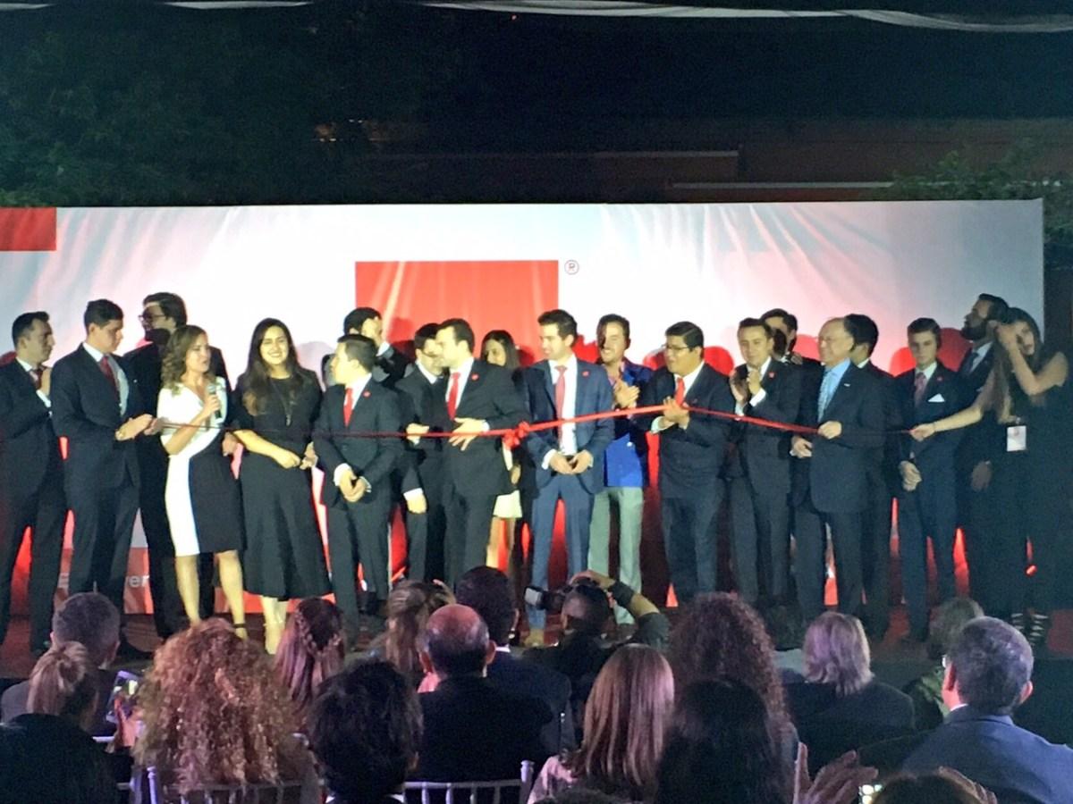 La Asociación de Empresarios Mexicanos  Jóvenes, lanza su Capítulo Ciudad de México para fomentar el emprendedurismo