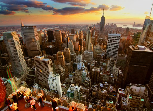 ¿Por qué el sueño de muchos es viajar a Nueva York?