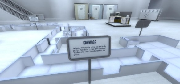 The Stanley Parable Museum