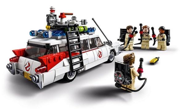 Ghostbuster Lego kit