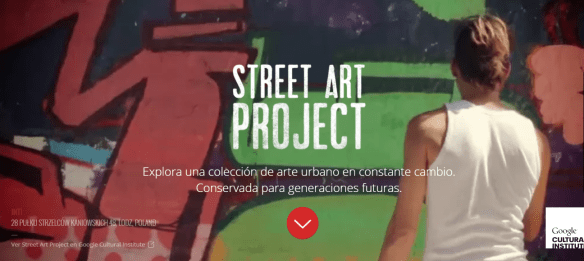 Google's Street Art Project