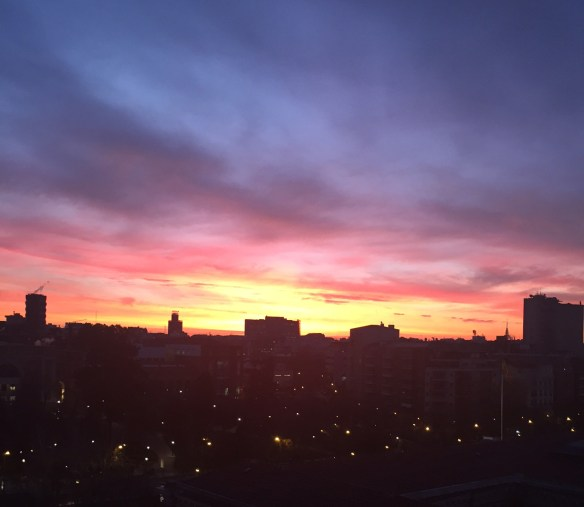 sunrise-in-Madrid