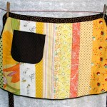 sunshiny apron