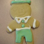 leprechaun cookie