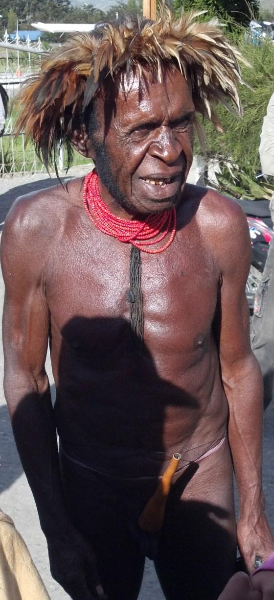 Papua Aborigine