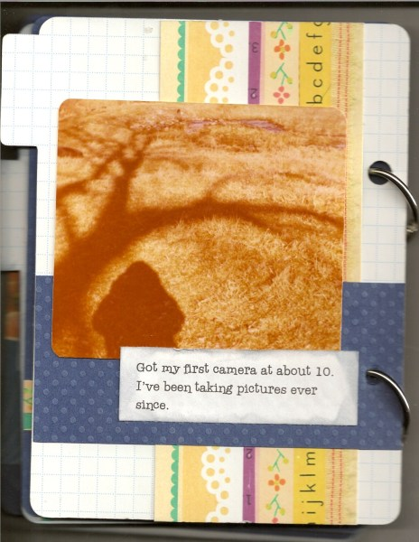 pg 14 me at 10 || noexcusescrapbooking.com