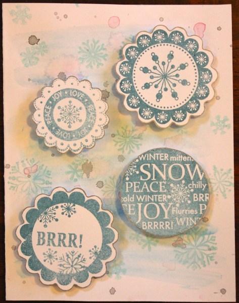 Brrrr... || noexcusescrapbooking.com