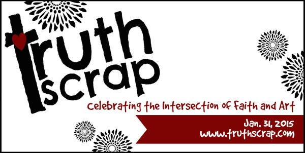 truth scrap button black
