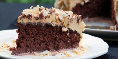 Chocolate Tres Leches Cake Recipe — Dishmaps