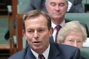 Mr Tony Abbott