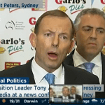 Mr Abbott Press Conference Source: ABC24 - July 9 2013