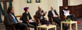 5 of 8 candidates attend Wills 3rd meet the candidate forum hosted by Brunswick Uniting Church