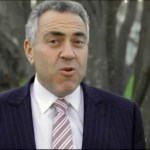 Shadow Treasurer and Sydney Liberal Joe Hockey in a new local TV ad for Sophie Mirabella