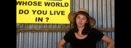 Margo's live twitter report from #leardblockade Day 12