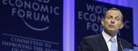 Abbott's slogans fail to inspire in Davos @e2mq173 comments
