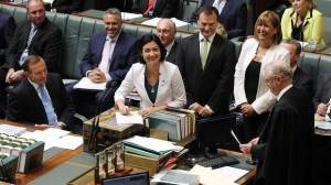 Terri Butler sworn in