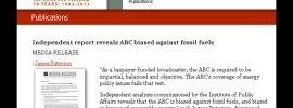 Innumerate or deceptive: @adropex dissects @TheIPA 'report' into ABC coal coverage #leardblockade