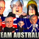 WTF is #TeamAustralia: @YaThinkN wants to know #auspol