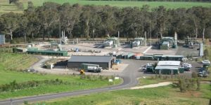Camden CSG Plant (Photo: AGL Limited)