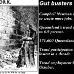 Gut busters – November Qld trend unemployment rises to 6.9pc, #qldpol: @Qldaah