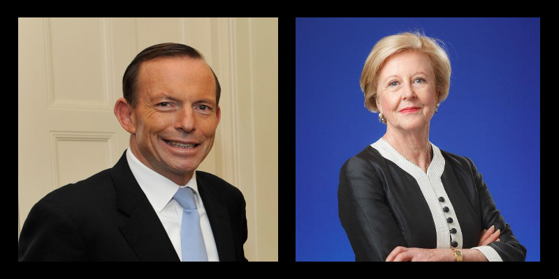International human rights body tells @TonyAbbottMHR #IStandWithGillianTriggs. @Jansant reports