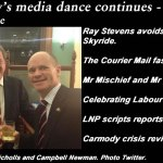 Mermaid Ray's media dance continues – The #QldWeekly blogazine: #qldpol @Qldaah