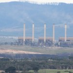 Hazelwood Power Station from Yallourn. Photo: John Englart