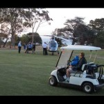 Bronwyn Bishop MP, arrives at Clifton Springs Golf Club. Photo: @NeilRemeeus