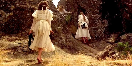 DREAMING WITHIN A DREAM Peter Weir's 1975 film Picnic at Hanging Rock.