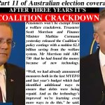 Part 11 of NoFibs Australian election coverage 2016: @Qldaah #ausvotes #auspol #qldpol