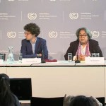 Press briefing by Corporate Accountability International at Bonn Climate Change Conference ­- May 2017