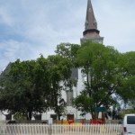 Charleston – visiting the site of the Emmanuel AMC Church shootings