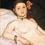 Victorine Meurent musa de  Manet